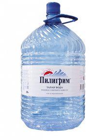 """Вода бутилированая 19 л """"Пилигрим"""" 5+1"""