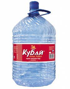 """Бутилированная вода 19л """"Кубай"""""""