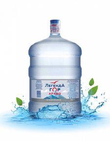 Вода Легенда гор 'Архыз' (19л)