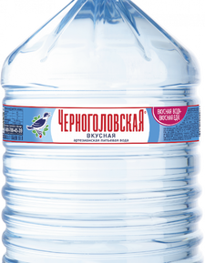 Вода 'Черноголовская питьевая' (19л) В мягкой таре