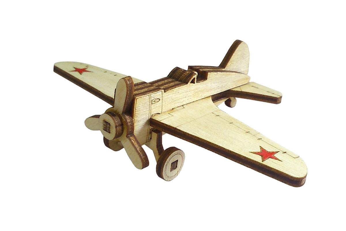 Конструктор LEMMO Советский истребитель