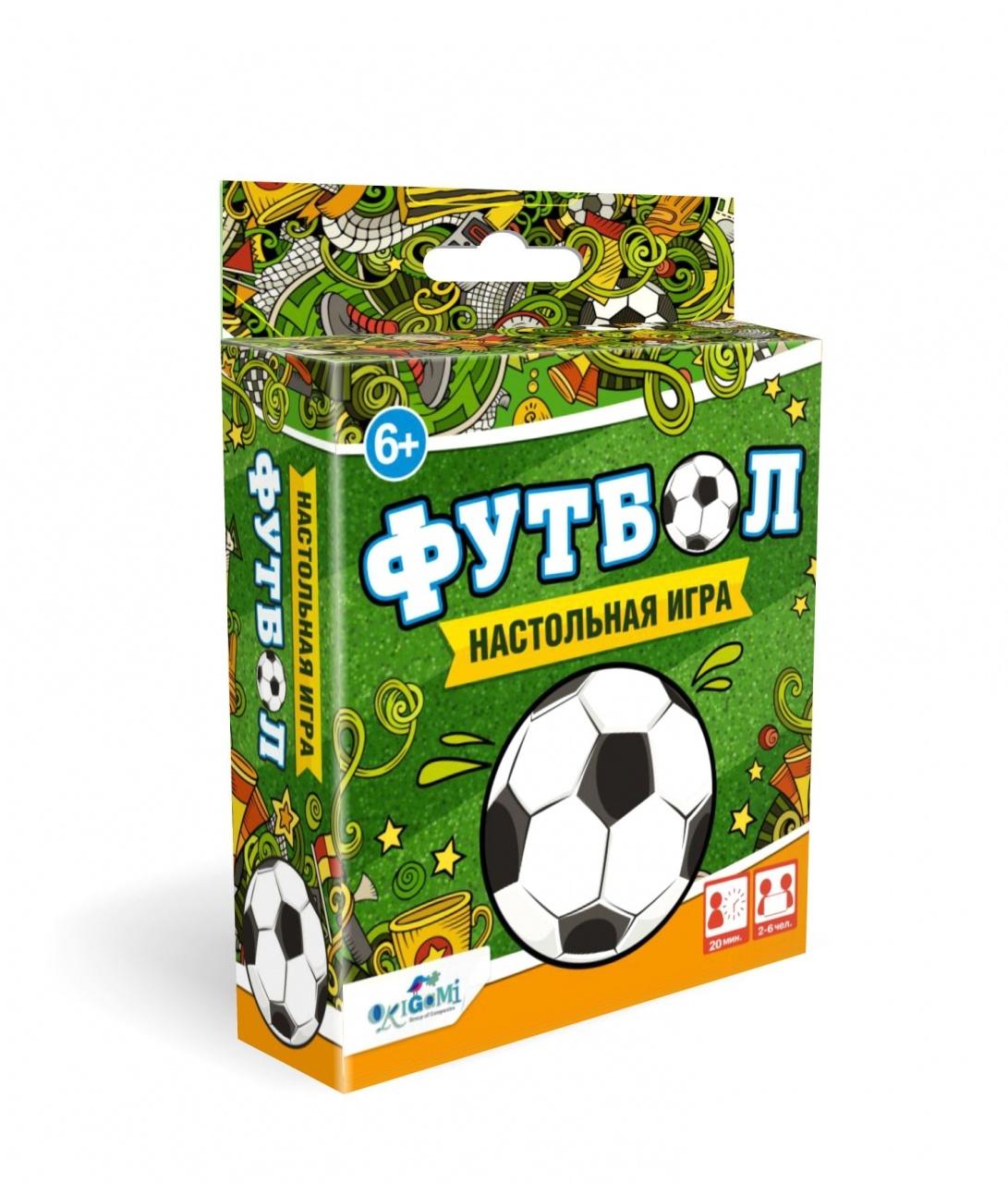 Настольная игра ORIGAMI Футбол